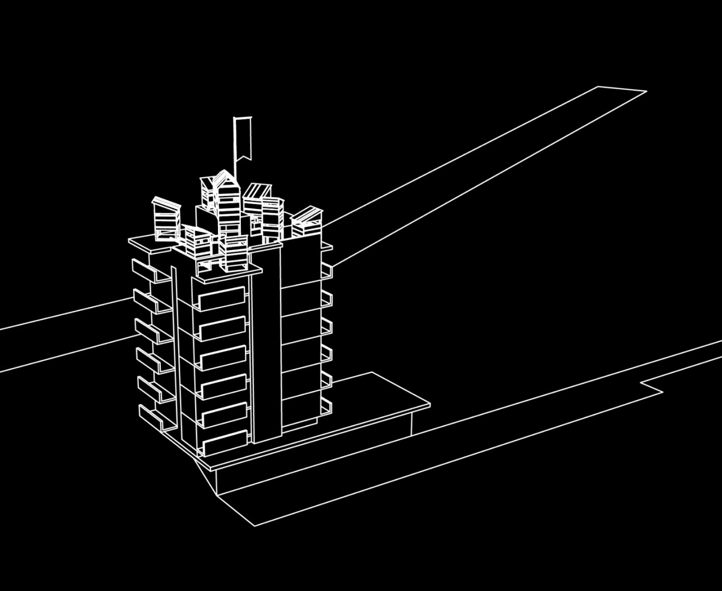 Visualisierung HORST, © Florian Bach
